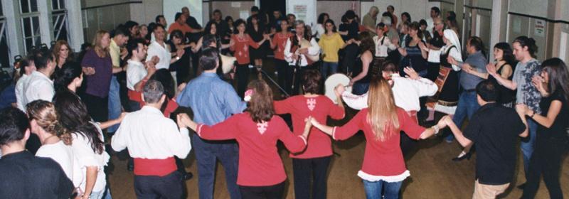 Stanford International Folk Dancers