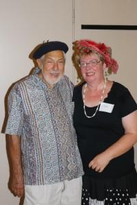 Gary Breitbard & Jena Rauti