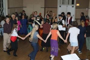 Balkan Dance Party with Da! Mozem